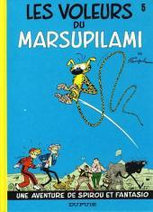 Spirou et Fantasio -5d75- Les voleurs du Marsupilami