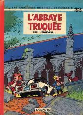 Spirou et Fantasio -22- L'abbaye truquée