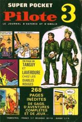 (Recueil) Pilote (Super Pocket) -3- Recueil n°3