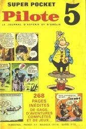 (Recueil) Pilote (Super Pocket) -5- Recueil n°5