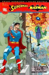 Superman & Batman - Hors série (Panini) -7- Soleil rouge