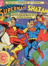 Superman (Sagédition - Présence de l'avenir) -5- Superman contre Shazam!