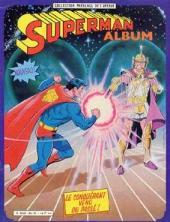 Superman (Sagédition - Présence de l'avenir) -RC05- Superman - Le conquérant venu du passé!
