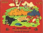 Sylvain et Sylvette (01-série : albums Fleurette)