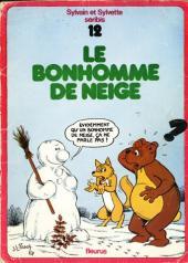 Sylvain et Sylvette -12- Le Bonhomme de neige