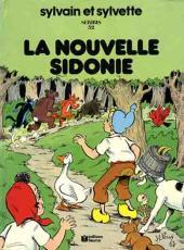 Sylvain et Sylvette -32- La nouvelle Sidonie