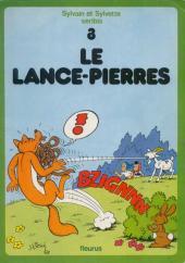 Sylvain et Sylvette -3- Le lance-pierres