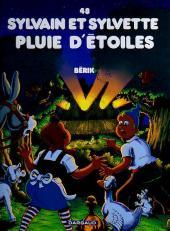 Sylvain et Sylvette -48- Pluie d'étoiles
