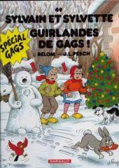 Sylvain et Sylvette -49- Guirlande de gags !