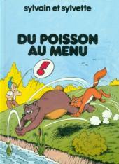 Sylvain et Sylvette -9FL2- Du poisson au menu