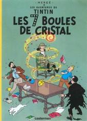 Tintin - Publicités -13Total- Les 7 Boules de Cristal