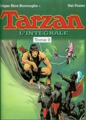 Tarzan (Intégrale - Soleil) (1993) -9- Intégrale 9