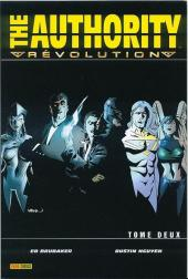 Authority (The): Revolution -2- Tome deux