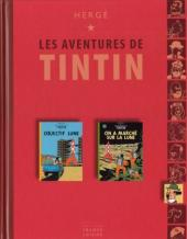 Tintin (France Loisirs 2007) -8- Objectif lune / On a marché sur la lune
