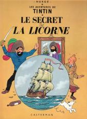 Tintin (Historique) -11C3- Le secret de la licorne