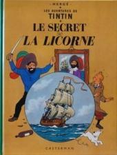 Tintin (Historique) -11ES- Le secret de la licorne