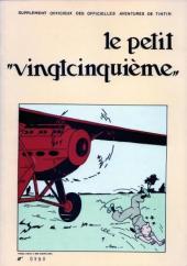 Tintin - Pastiches, parodies & pirates -32- Le petit