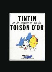 Tintin - Pastiches, parodies & pirates -25b- Tintin et le mystère de la toison d'or