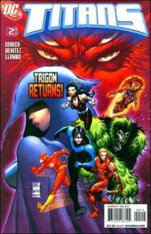 Titans (2008) -2- Family affair, part 1: all together now