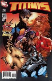 Titans (2008) -3- Family affair, part 2: sins of the father