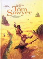 Couverture de Tom Sawyer (Les aventures de) (Soleil) -2- Je serai un pirate !