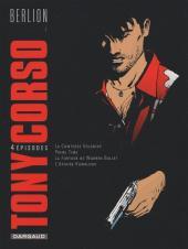 Tony Corso -INT1- La comtesse Volodine, Prime time, La fortune de Warren Bullet, L'affaire Kawaleski