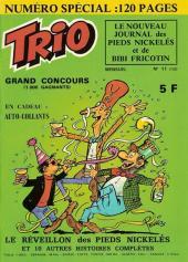 Trio - Les Pieds Nickelés Magazine -11- N°11