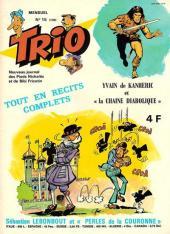 Trio - Les Pieds Nickelés Magazine -15- N°15
