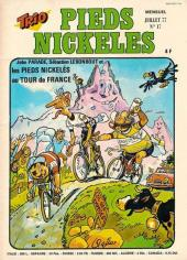 Trio - Les Pieds Nickelés Magazine -17- N°17