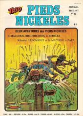 Trio - Les Pieds Nickelés Magazine -18- N°18