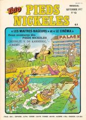 Trio - Les Pieds Nickelés Magazine -19- N°19