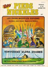Trio - Les Pieds Nickelés Magazine -23- N°23