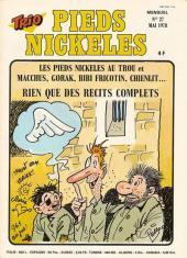 Trio - Les Pieds Nickelés Magazine -27- N°27