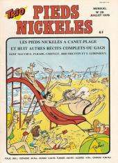 Trio - Les Pieds Nickelés Magazine -29- N°29