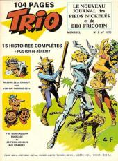 Trio - Les Pieds Nickelés Magazine -2- N°2