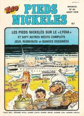Trio - Les Pieds Nickelés Magazine -30- N°30