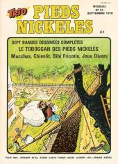 Trio - Les Pieds Nickelés Magazine -31- N°31