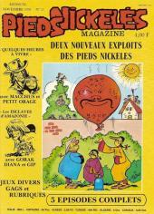 Trio - Les Pieds Nickelés Magazine -33- N°33