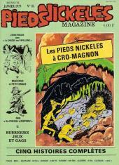 Trio - Les Pieds Nickelés Magazine -35- N°35