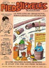 Trio - Les Pieds Nickelés Magazine -37- N°37