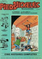 Trio - Les Pieds Nickelés Magazine -39- N°39