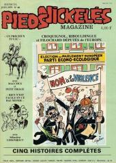 Trio - Les Pieds Nickelés Magazine -40- N°40