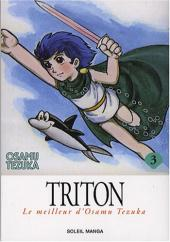 Triton -3- Triton - Le meilleur d'Osamu Tezuka