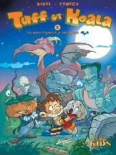 Tuff et Koala -2- La maxi trouille d'Halloween