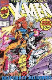 Uncanny X-Men (The) (1963) -281- Fresh up start