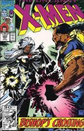 Uncanny X-Men (The) (1963) -283- Bishop's crossing