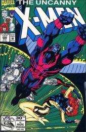 Uncanny X-Men (The) (1963) -286- Close call