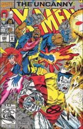 Uncanny X-Men (The) (1963) -292- The morlocks take manhattan