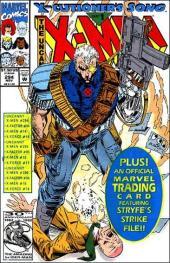 Uncanny X-Men (The) (1963) -294- X-cutioner's song part 1 : overture