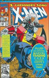 Uncanny X-Men (The) (1963) -295- X-cutioner's song part 5 : familiar refrain